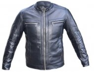 Мужская куртка +кожаная +натуральная кожа