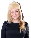 шапки ушанки овчина