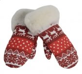 рукавицы из овчины купить