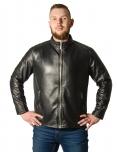 Куртка мужская +кожаная +купить +летняя