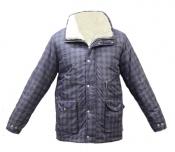 куртка меховая +из овчины +городская