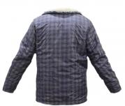 куртка зимняя +меховая +натуральный мех