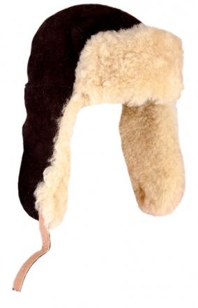 шапка из овчины