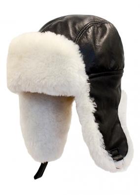 шапка меховая +из овчины +купить в москве