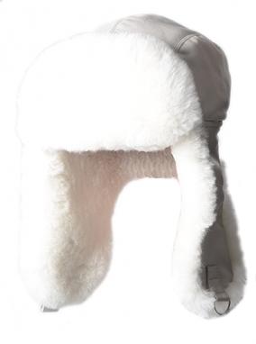 Шапка меховая +из овчины +ушанка