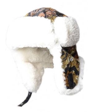 Шапка меховая +зимняя +из овчины
