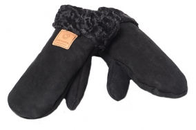 рукавицы зимние +натуральный мех