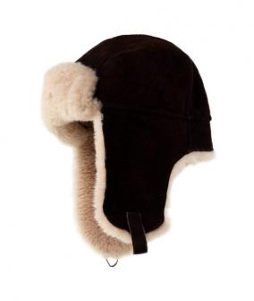шапка ушанка детская